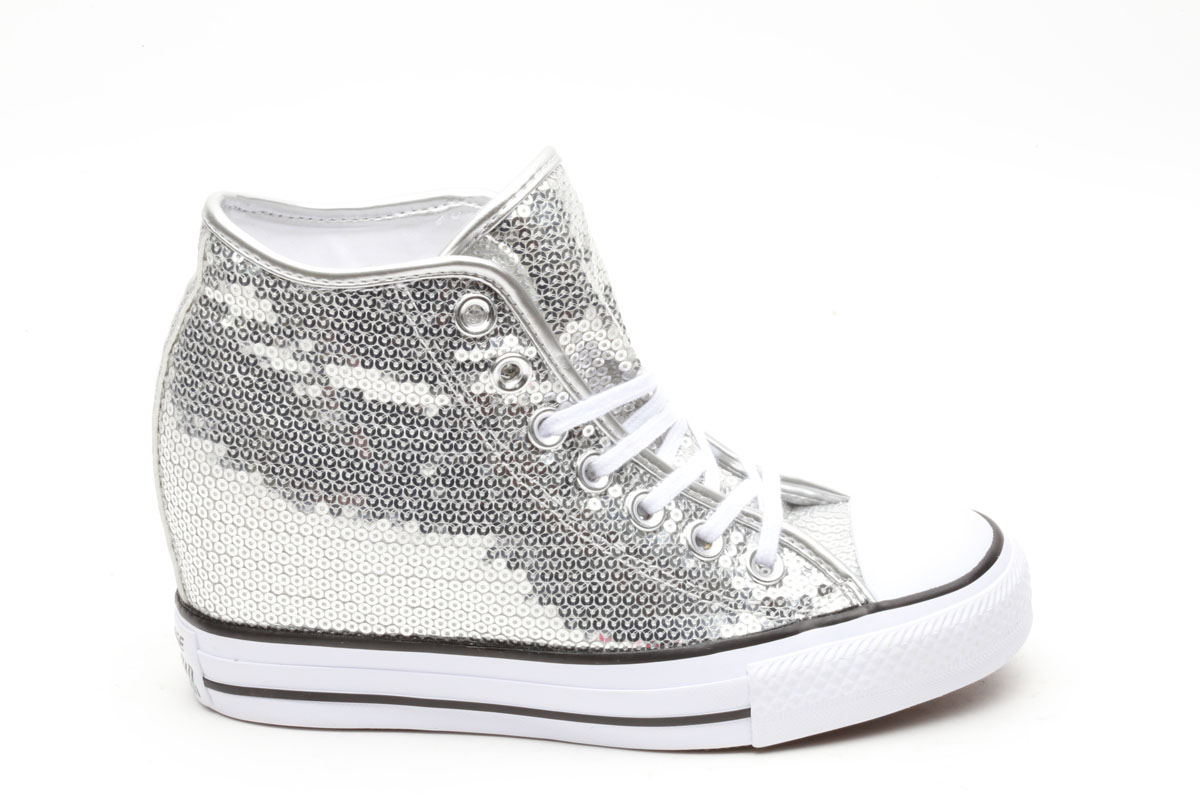 2converse all star con tacco